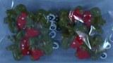 Grenouille avec coeur, 2 cm, sct.-LS 4 pces