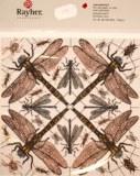Piece decoupee au laser Insectes, sct.-LS 1 coupon 5,1x7,7 cm