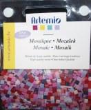 Mosaique resine haute qualite melange couleurs 0.5 cm (225g environ 1000cm²)
