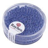 Rocailles  Arktis . depolies 2.6 mm boite 17 g bleu royal