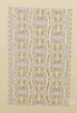 Pce decoupee au laser Mini-papillon, sct.-LS 1 feuille, 5,5x7,5 cm, ivoire