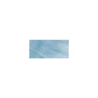 Boutons nacre, Goutte 15 mm, 1 trou, boîte 30 pces<br />bleu azur