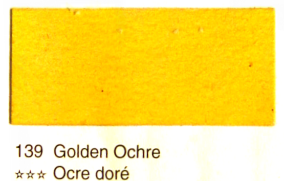 Aquarelle Espanoleto extra-fine tube 8 ml<br />OCRE DORE