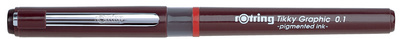 Rotring Tikky Graphic stylo feutre, largeur de tracé 0,5 mm<br />pce.
