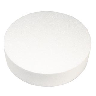Disque en polystyrene ø 30 cm, 7 cm