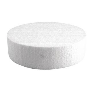 Disque en polystyrene ø 15x4 cm
