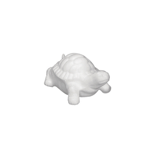 Tortue en polystyrene 18 cm