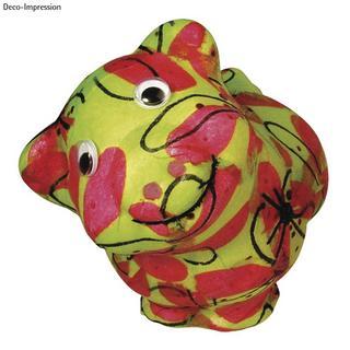 Cochon en polystyrene 15x11 cm