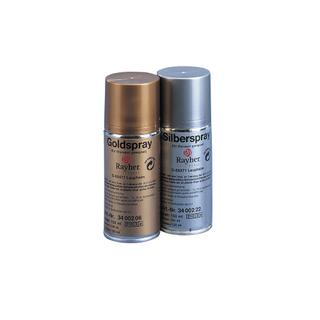 Deco-spray, convient au polystyrene argent flacon de 150 ml, sans CFC