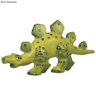 Dino en polystyrene 25,5x13cm