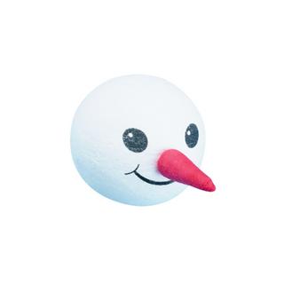 Tete en ouate: Bonhomme de neige 40 mm - pièce  pce.