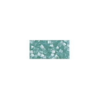 Chevilles en verre, transparent, 2x2 mm jade