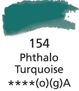 Aquarelles Extra-Fines Artist's Phthalo Turquoise (B)