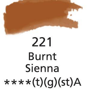 Aquarelles Extra-Fines Artist's Burnt Sienna (A)