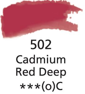 Aquarelles Extra-Fines Artist's Cadmium Red Deep (C)