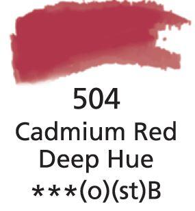 Aquarelles Extra-Fines Artist's Cadmium Red Deep (Imit) (B)