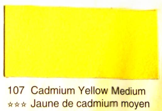 Aquarelle Espanoleto extra-fine tube 8 ml JAUNE DE CADMIUM MOYEN