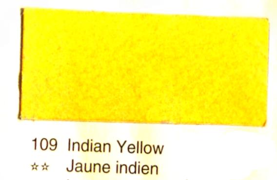 Aquarelle Espanoleto extra-fine tube 8 ml JAUNE INDIEN