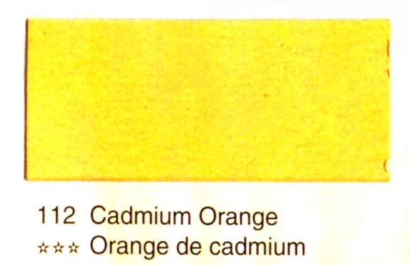 Aquarelle Espanoleto extra-fine tube 8 ml ORANGE DE CADMIUM CLAIR