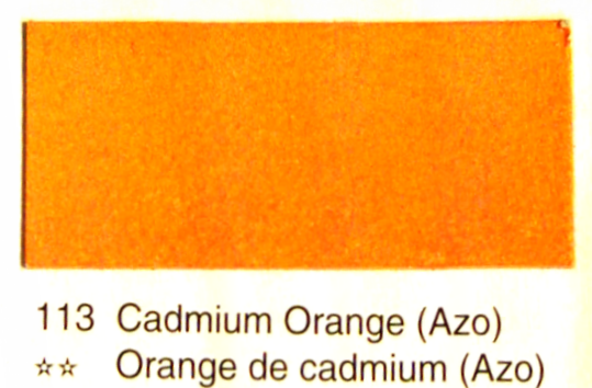 Aquarelle Espanoleto extra-fine tube 8 ml ORANGE DIAZOIQUE