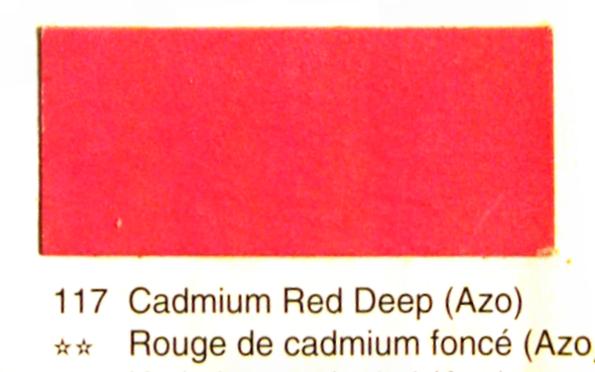 Aquarelle Espanoleto extra-fine tube 8 ml ROUGE FONCE