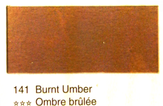 Aquarelle Espanoleto extra-fine tube 8 ml OMBRE BRULEE