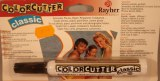 Color Cutter Classic, carte a 1 pce, brun fonce