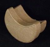 Boite croissant de lune en papier marche 5cm