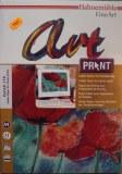 Papier jet d'encre pour l'impression des pastels - A4 - 12 feuilles - 170g/m²