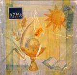 Serviettes, 33x33 cm, paquet 20 pces, Motif religieux