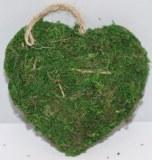 Coeur en mousse, 10 cm