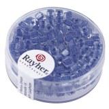 Des  Arktis . lustres 3.4 mm. boite 15 g bleu royal