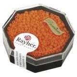 Premium-rocailles. 2.2 mm opaque orange capri. boite 8 g