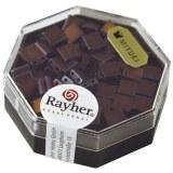 Miyuki-Perle-Tila. mtallique. givre 5x5x1.9mm. deux trous ? 0.8 mm rouge brun. boite 4 g