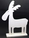 Elan en bois blanc 20cm