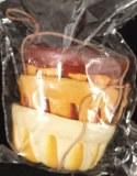 Moules a gateau en ceramique, 2,2 cm, sct.-LS 3 pces