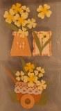 Motif adhesif Vases, 1,5-5 cm, 4 motifs, sct.-LS 4 pces